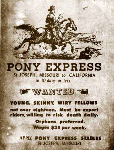 pony-express